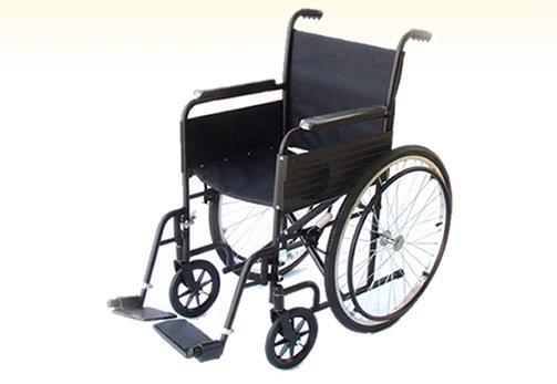 silla de ruedas normal